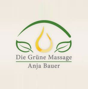 Grüne Massage